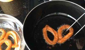 طرز تهیه زولبیا و بامیه